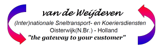 logo sneltransport koeriersdiensten